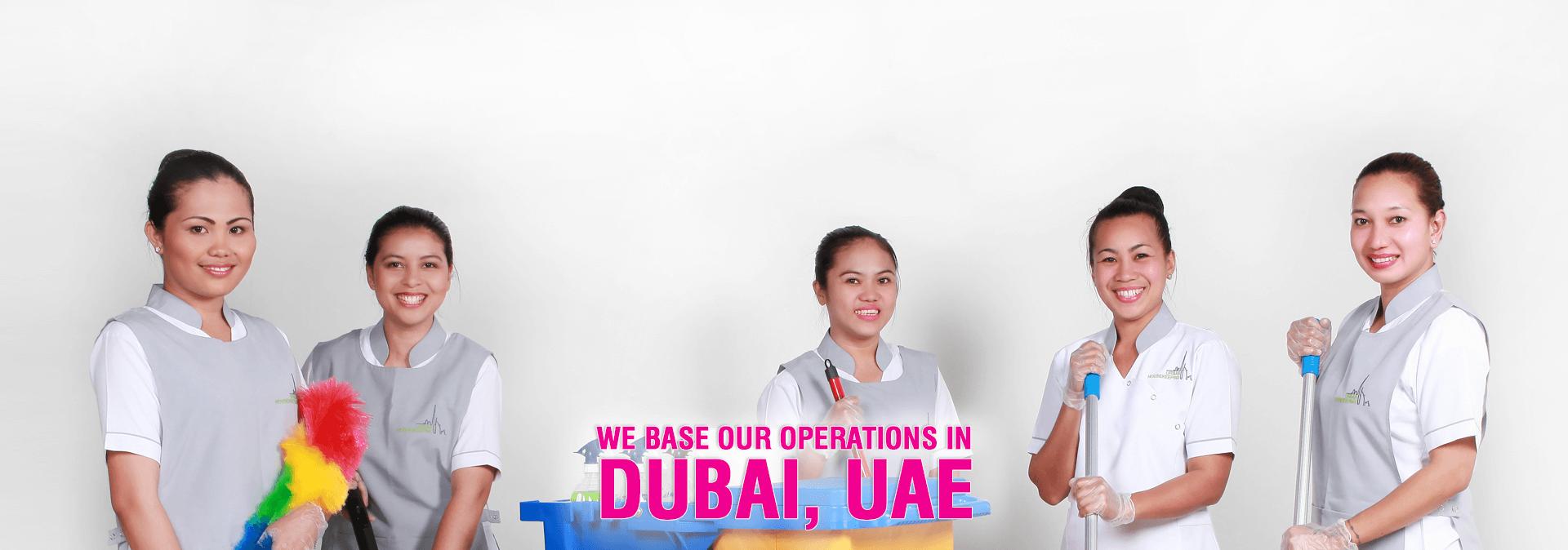 Cleaning Company Dubai